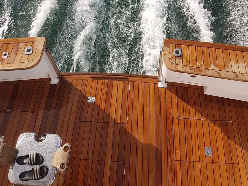 Marine Reflections Seacraft maintenance